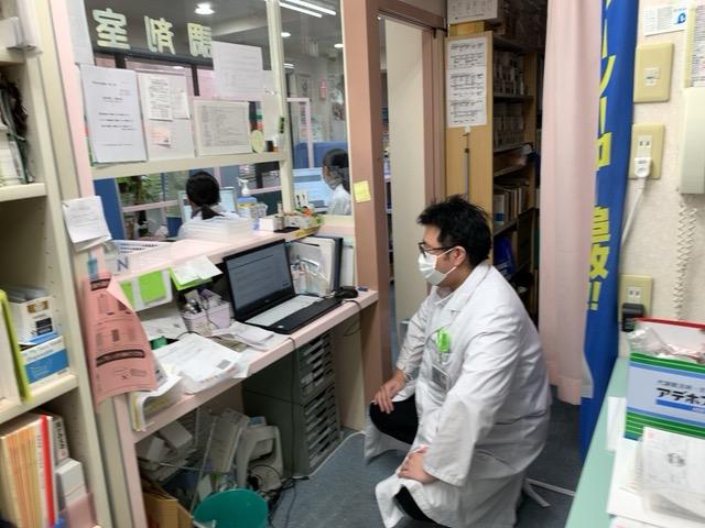 勉強会 花粉症 薬剤師 研修